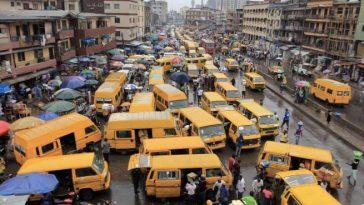 Lagos Danfo
