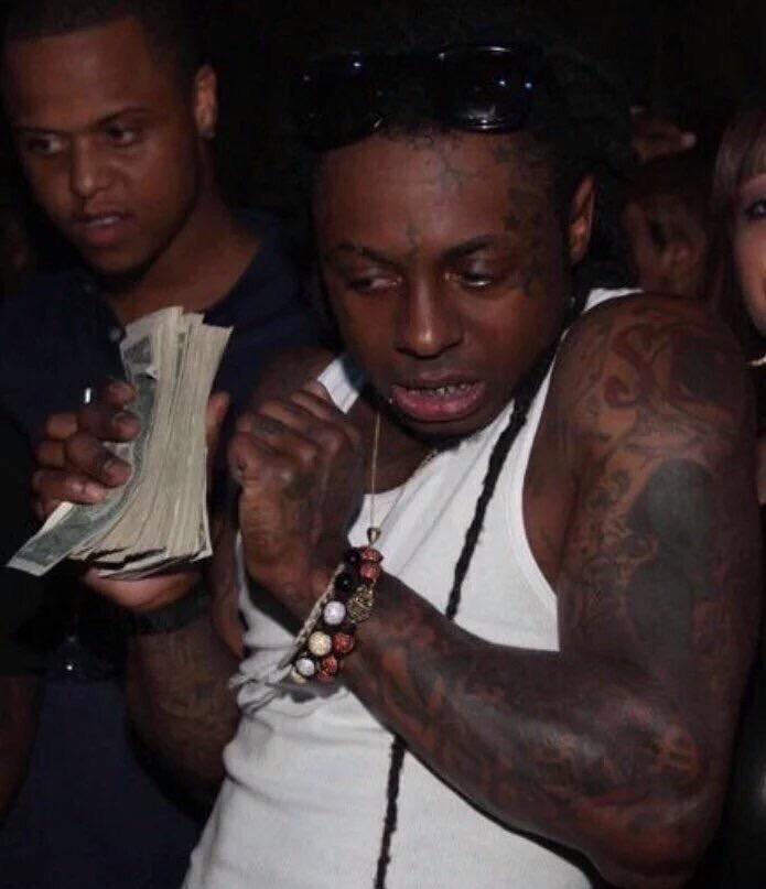 Lil Wayne Money meme