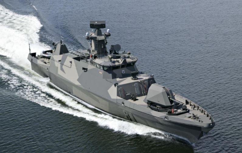 Nigeria navy ship gambia