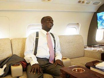 Oyedepo private jet