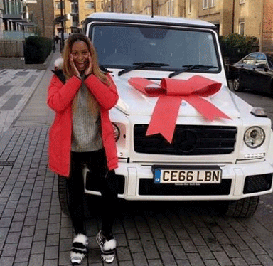 Dj Cuppy G-Wagon