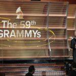 2017 Grammys