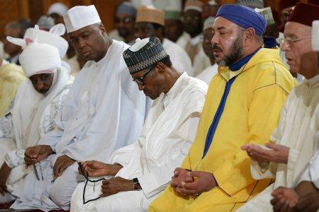 Saraki eyes President Buhari