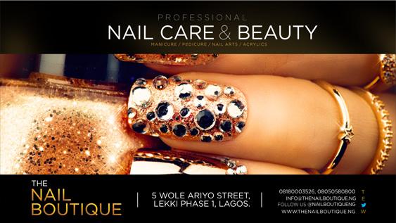 The Nail Boutique NG