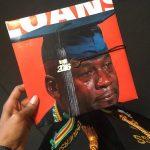 Meme Jordan Graduate