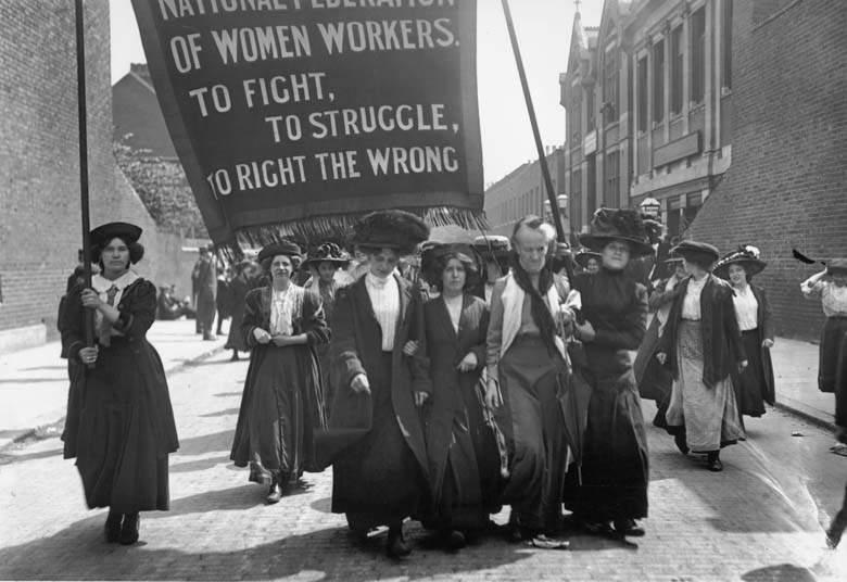 Women's day 1909