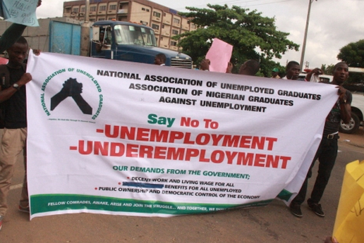 Unemployment Nigeria