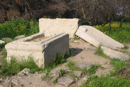 Deborah's Grave