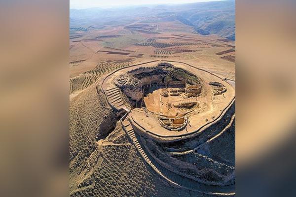 King Herod palace