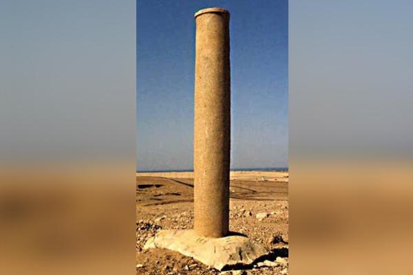King Solomon pillar