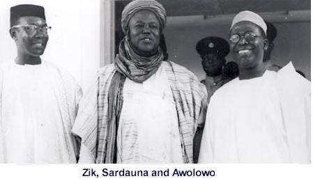 Nigeria founding fathers