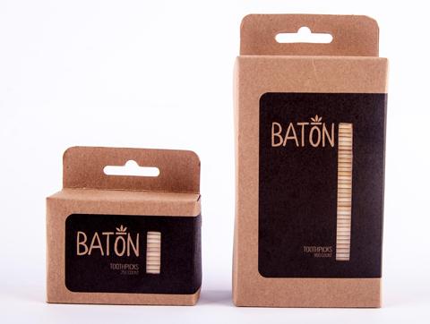Baton Toothpick