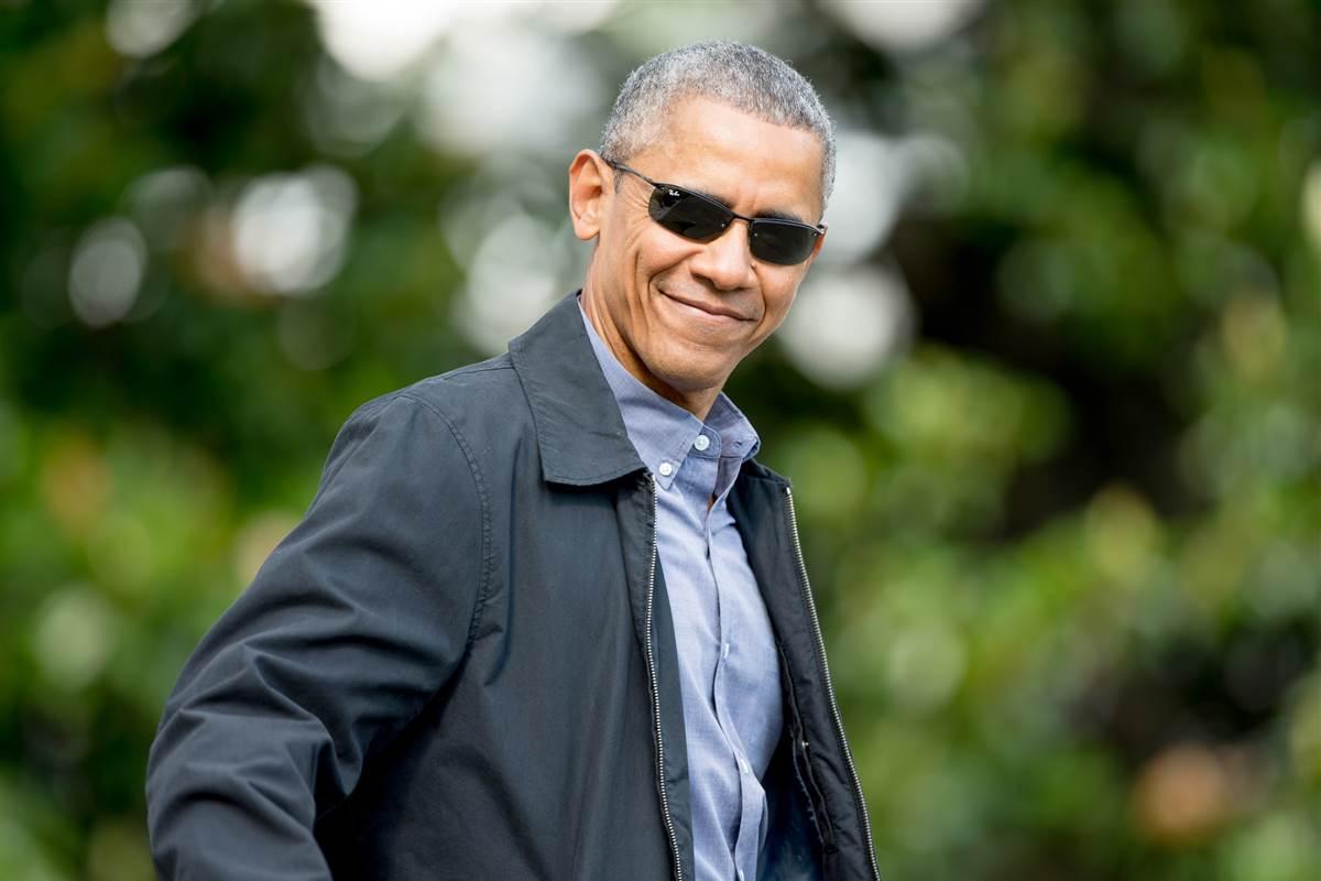 Barack Obama Uber