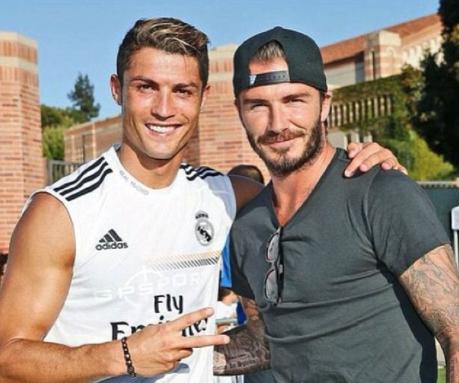 Cristiano Beckham