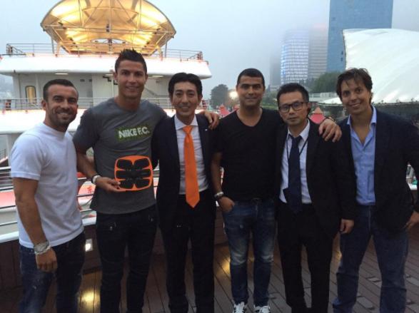 Ronaldo China