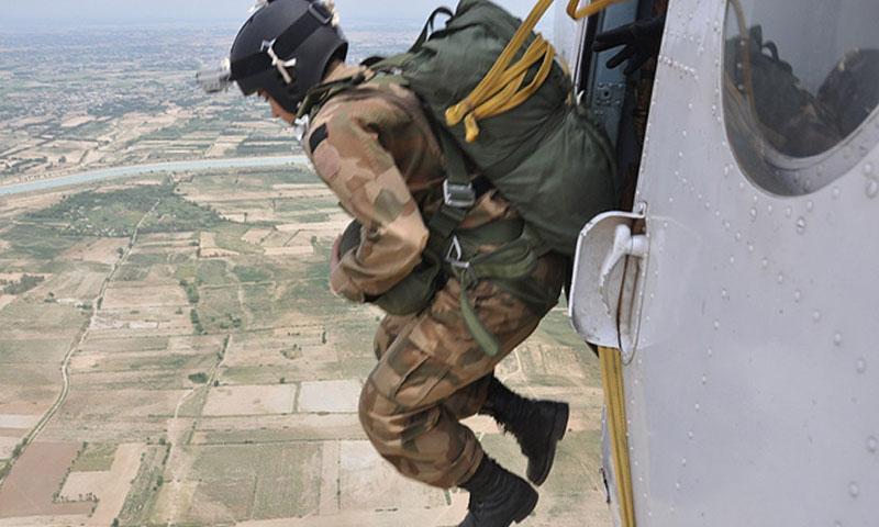 Female Paratrooper, feminist