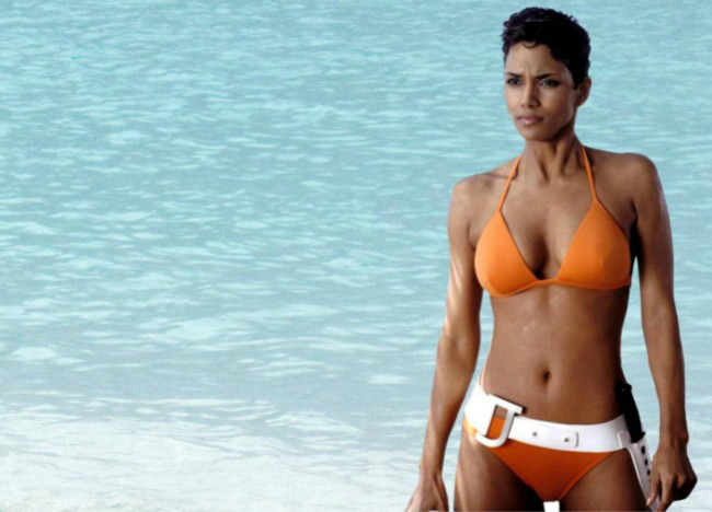 Halle Berry, James Bond