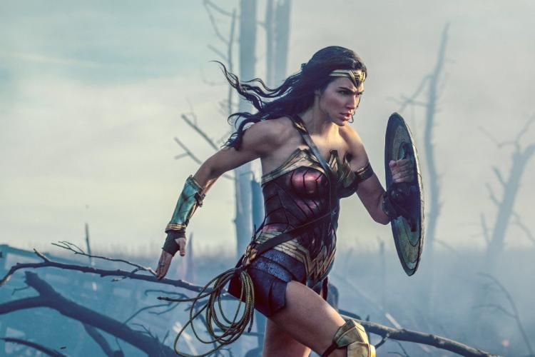 Wonder woman, feminist