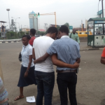 Gay couple in Nigeria