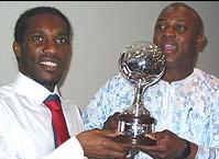 Okocha BBC Award