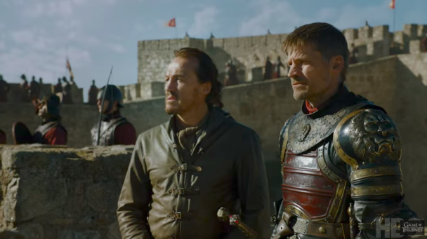 Game of Thrones Season 7 finale, Episode 7, Dragon and Wolf