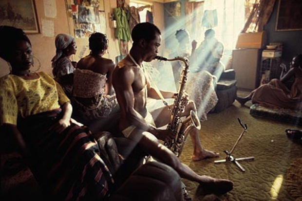 Fela Kuti and wives