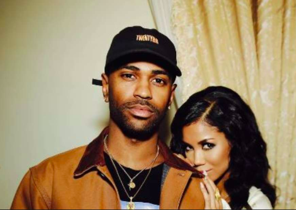Big Sean and Jhene