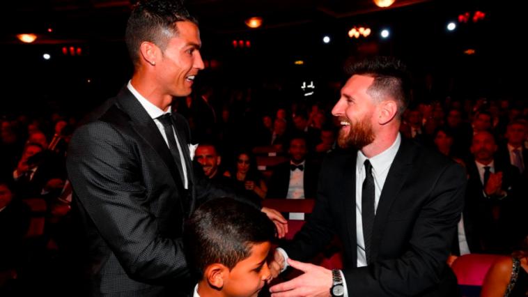 Messi, Ronaldo, Fifa The Best