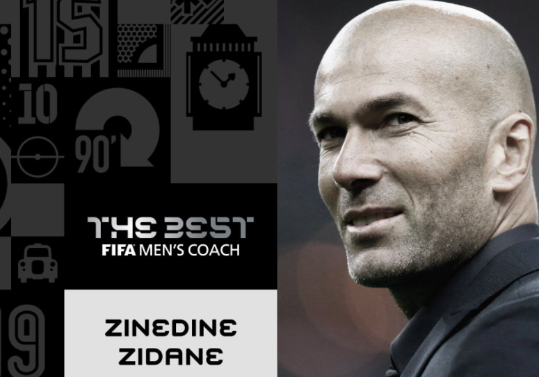 Zidane Fifa The Best