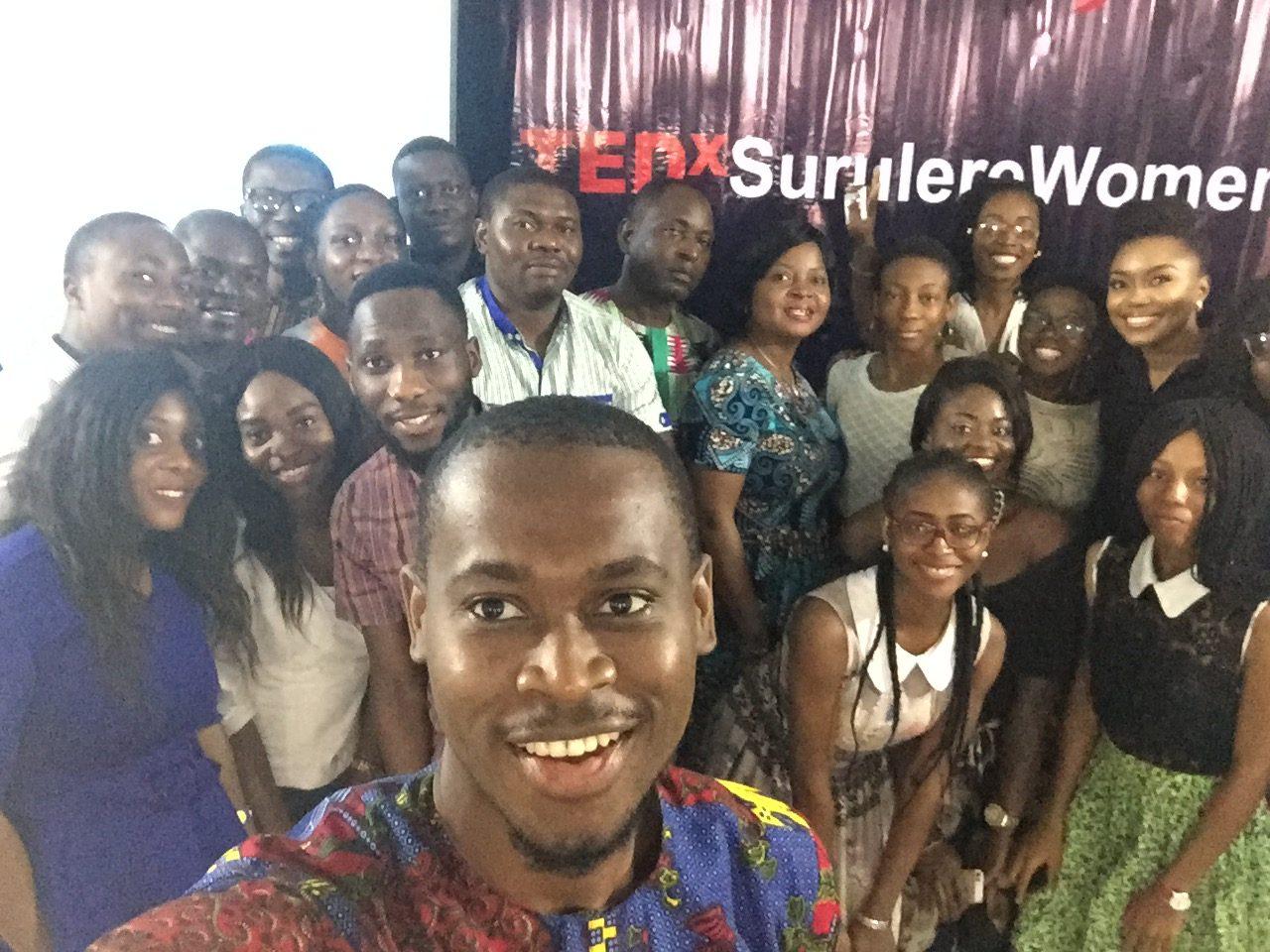 TedX Surulere women