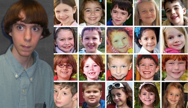 Adam Lanza, Sandy Hook massacre