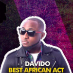 Davido MTV EMA