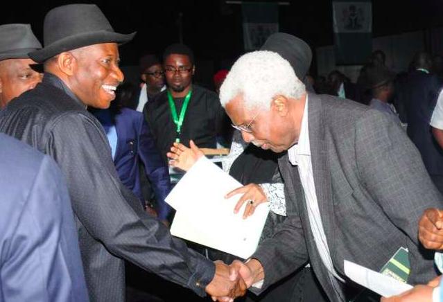 Goodluck Jonathan, Alex Ekwueme
