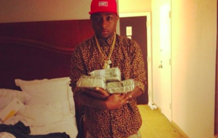 Davido money