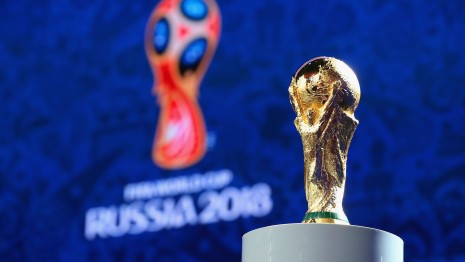 Russia 2018 Worldcup Draw