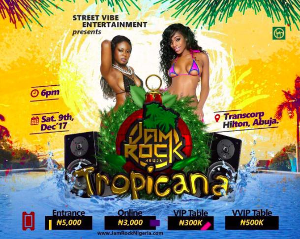 Jam Rock Abuja