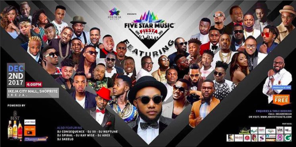 Five star music fiesta