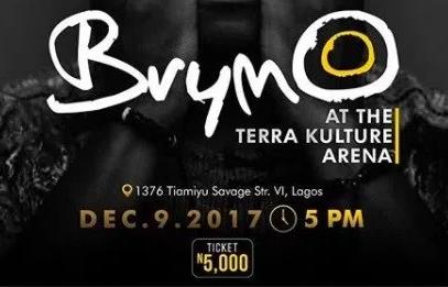 Brymo Terra Kulture Concert