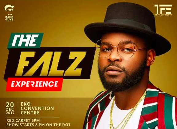 The Falz Experience concert