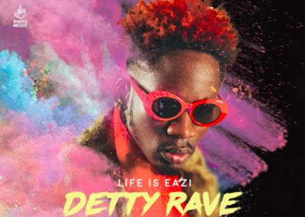 Mr Eazi Detty Rave concert