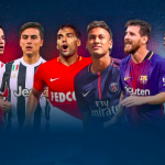 Messi, Ronaldo, Neymar, Pogba, Robben, champions league prediction