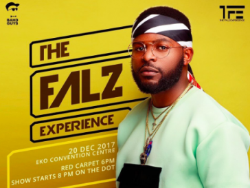 The Falz Experience, concert