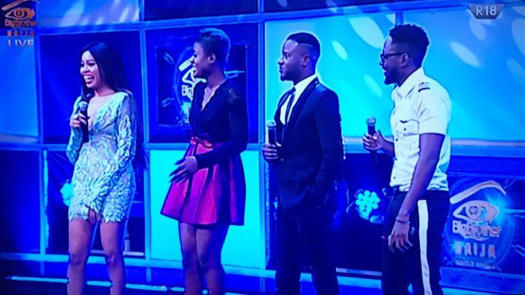 BBNaija - The contestants