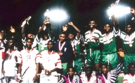 Wilson Oruma, Golden Eaglets 1993 U17 Worldcup