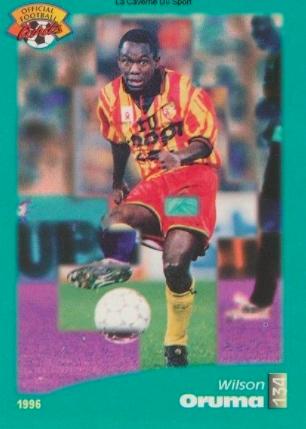 Wilson Oruma, Lens
