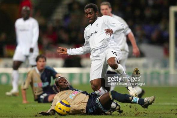 Wilson Oruma vs Jay Jay Okocha