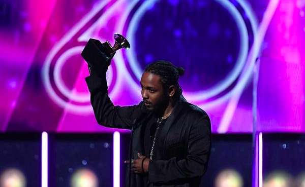 Kendrick Lamar, 2018 Grammys