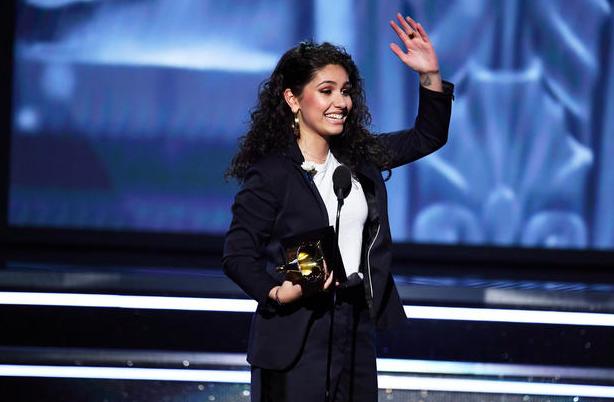 Alessia Cara, 2018 Grammys