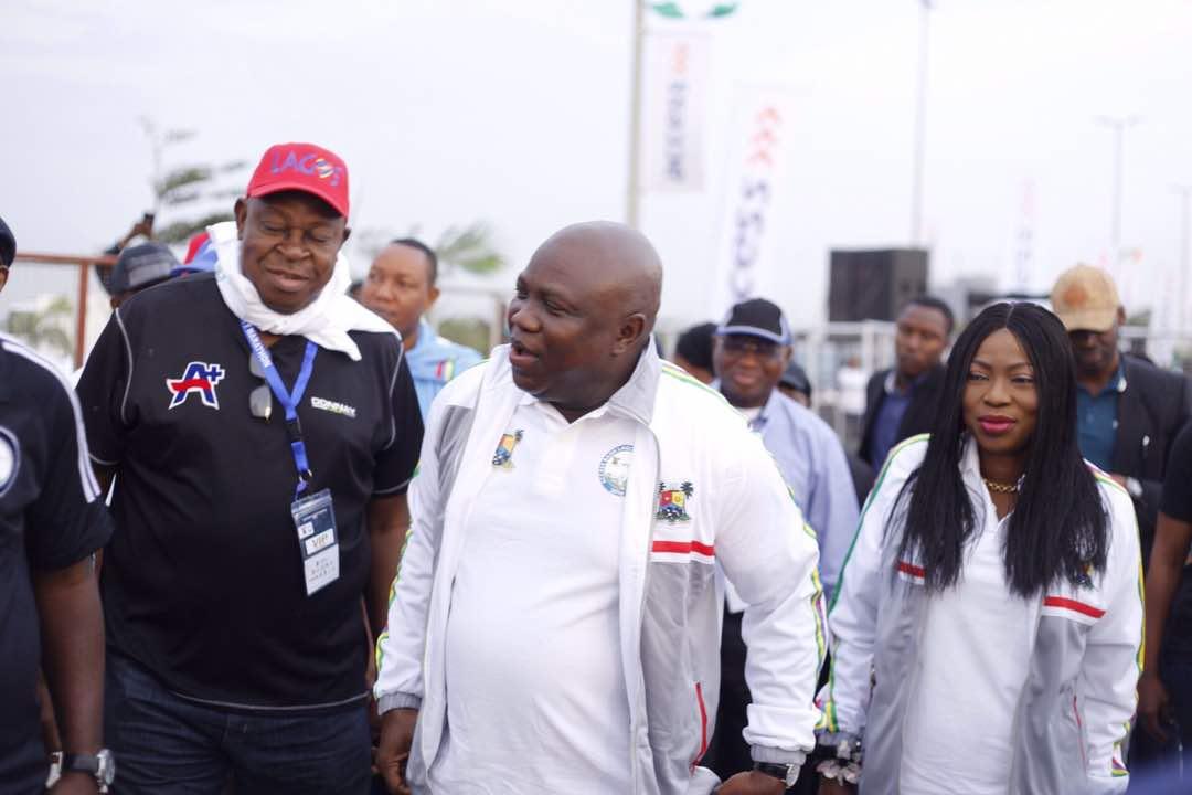 Lagos Marathon - Ambode