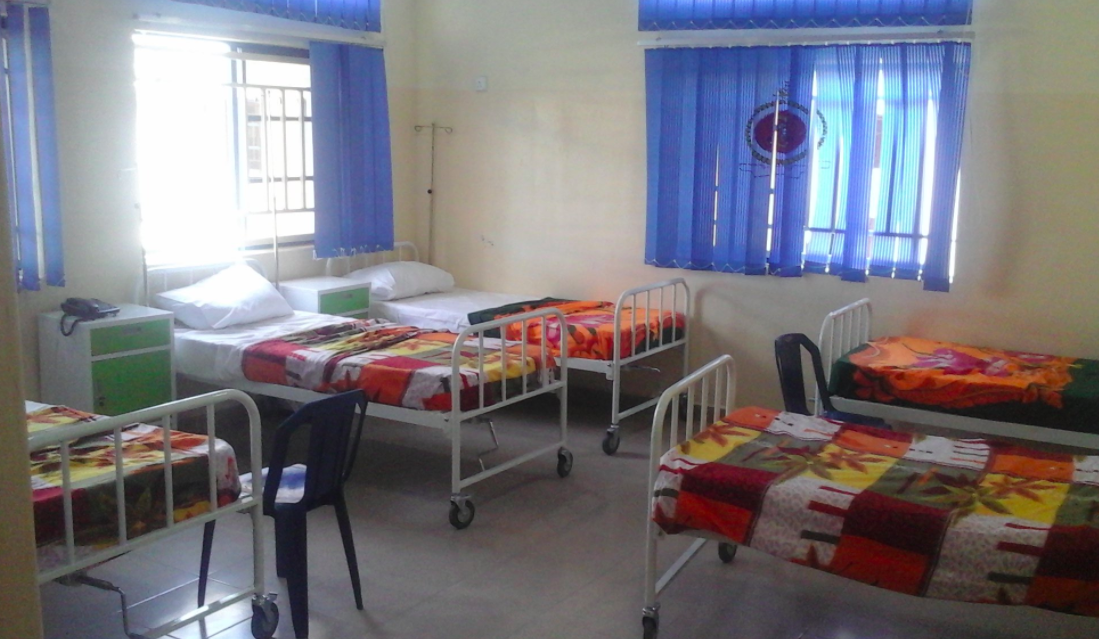Healthcare center in Bauchi State